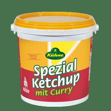 Spezial Ketchup mit Curry | Kühne - mit Liebe gemacht!
