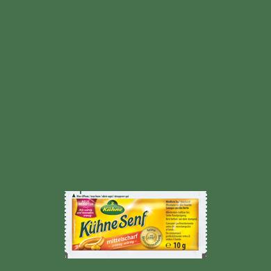 Senf mittelscharf | Kühne - mit Liebe gemacht!