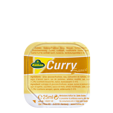 Curry Sauce | Kühne - mit Liebe gemacht!