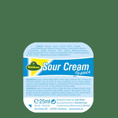 SourCream | Kühne - mit Liebe gemacht!