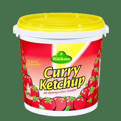 Curry Ketchup | Kühne - mit Liebe gemacht!