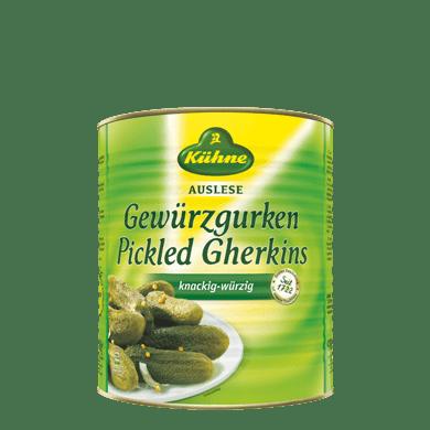 Gewürzgurken Auslese 55/60 | Kühne - mit Liebe gemacht!