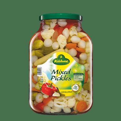 Mixed Pickels | Kühne - mit Liebe gemacht!