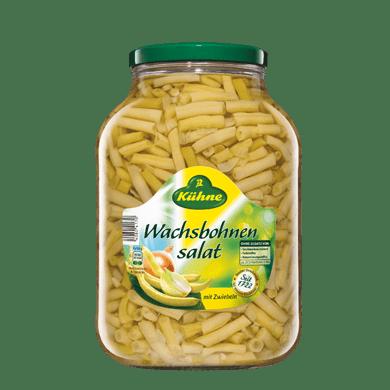 Wachsbohnensalat | Kühne - mit Liebe gemacht!