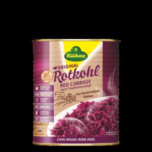 Rotkohl | Kühne - mit Liebe gemacht!