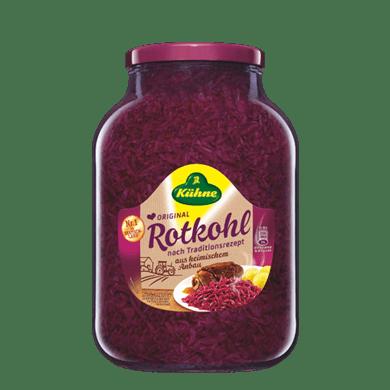 Rotkohl - Das Original | Kühne - mit Liebe gemacht!