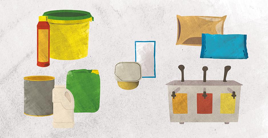 Kühne Food Partners - Individuelle Verpackungen